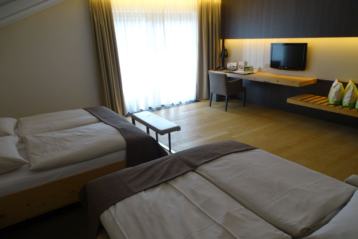 Hotel am Badersee - Seehaus Family Room room view 8